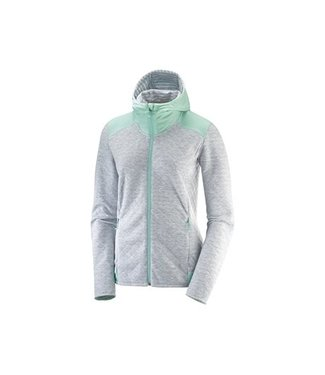 SALOMON ELEVATE FZ MIDLAYER JACKET