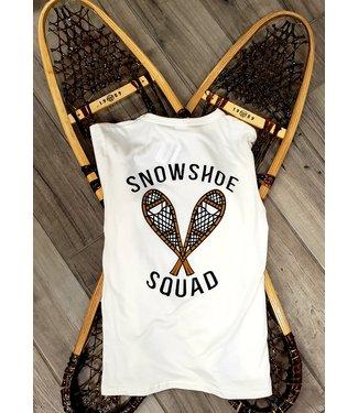 SNOWSHOE SQUAD LONG SLEEVE TEE