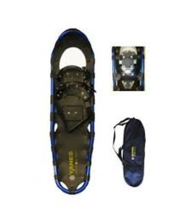 Yanes Mountain Pass Snowshoes