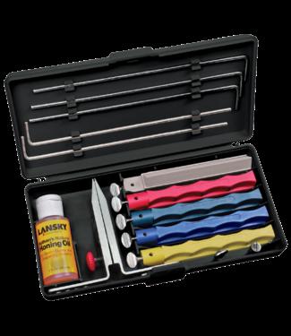 LANSKY Professional System | Precision Knife Sharpening Kit