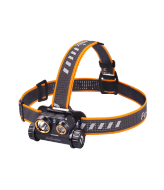 FENIX HM65R TRI-PROOF MAGNESIUM HEADLAMP WITH DUAL LIGHT SOURCES