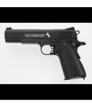 COLT UMAREX COLT COMMANDER 1911 REPLICA BLOWBACK BB GUN