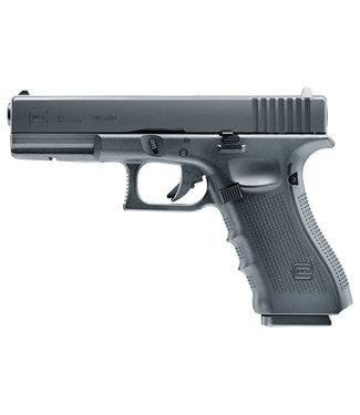 GLOCK UMAREX GLOCK 17 GEN 4 REPLICA BLOWBACK BB GUN