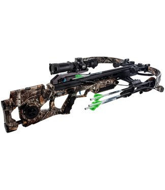 EXCALIBUR CROSSBOW EXCALIBUR ASSASSIN 420 TD CROSSBOW REALTREE EDGE