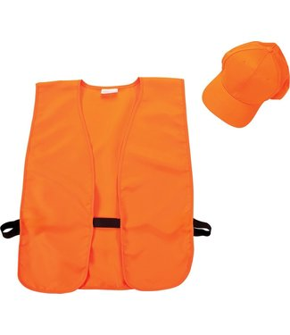 THE ALLEN COMPANY Blaze Hat and Vest Combo
