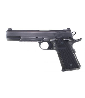"DAN WESSON SPECIALIST DISTRESSED 45ACP 5"" BRL"