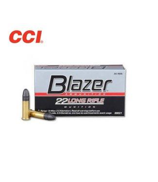 CCI CCI BLAZER 22LR 40GR LRN 50 ROUNDS