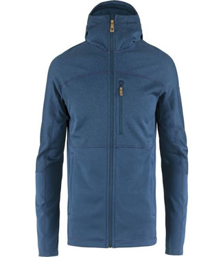 Fjallraven Men's Abisko Trail Fleece Hooded Sweater