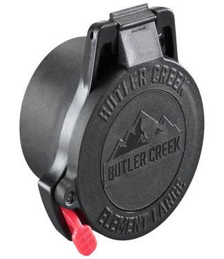 BUTLER CREEK BUTLER CREEK ELEMENT SCOPE CAPS - EYEPIECE [42-47MM]