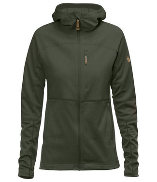 FJALLRAVEN FJALLRAVEN WOMENS ABISKO TRAIL FLEECE
