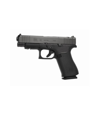 """GLOCK 48 MOS FXD SIGHTS 9MM 4.17"""" BBL"""