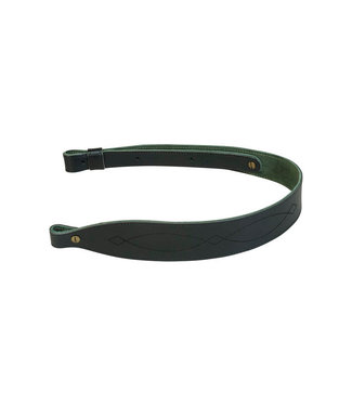 LEVY'S GUIDE SERIES VEG-TAN LEATHER RIFLE SLING