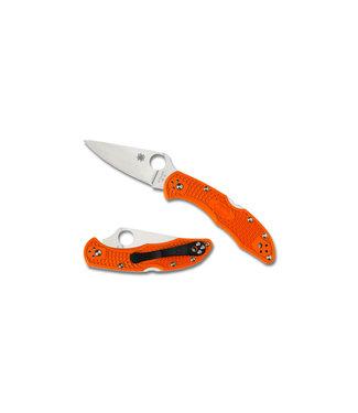 Spyderco ENDURA® 4  FRN Flat Ground Plain Edge Knife