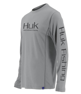 HUK GEAR HUK MEN'S ICON X LONG SLEEVE SHIRT