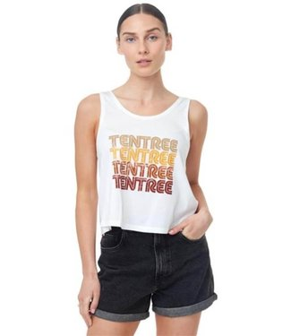 TENTREE WOMEN'S RETRO TANK