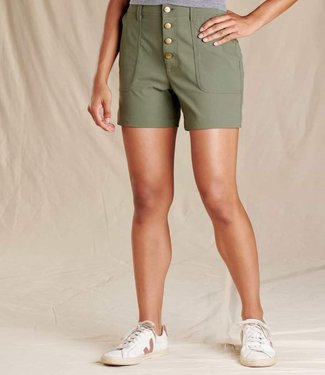 TOAD & CO ROVER HIGH RISE SHORT