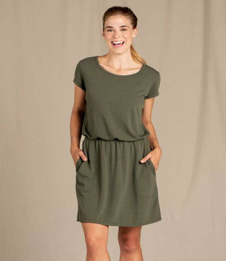 TOAD & CO Toad & Co Piru Short Sleeve Dress