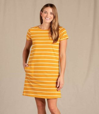 TOAD & CO Toad & Co Windmere II Short Sleeve Dress