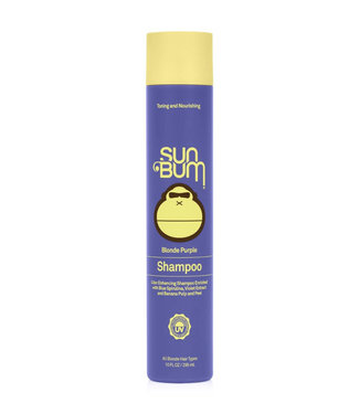 SUN BUM SUN BUM BLONDE PURPLE SHAMPOO