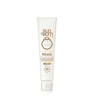 SUN BUM Sun Bum Mineral SPF 30 Tinted Sunscreen Face Lotion