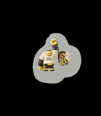 Sun Bum 'Lucky Bum' Figure Key Chain