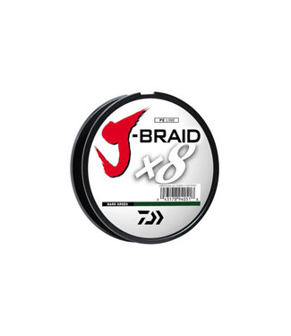 DAIWA DAIWA J-BRAID X8 BRAIDED FISHING LINE 15LB TEST
