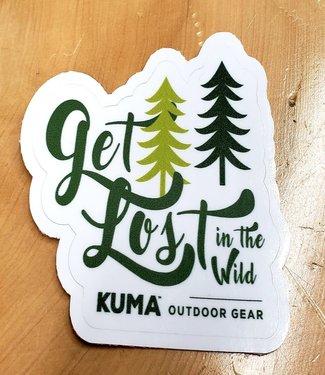 KUMA CAMP STICKERS
