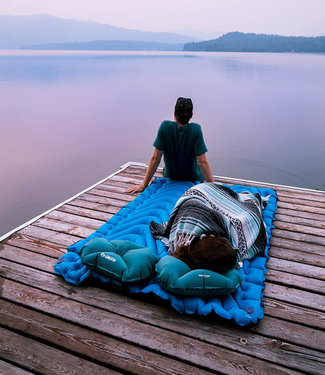 KLYMIT KLYMIT DOUBLE V SLEEPING PAD