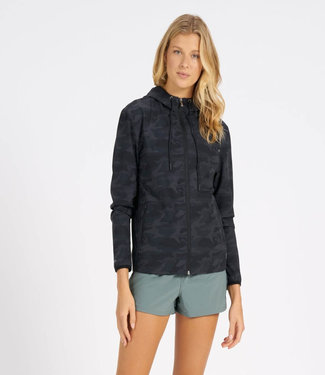 VUORI VUORI WOMEN'S OUTDOOR TRAINER SHELL JACKET