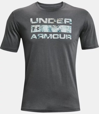 UNDER ARMOUR UNDER ARMOUR MENS STACKED LOGO FILL SHIRT