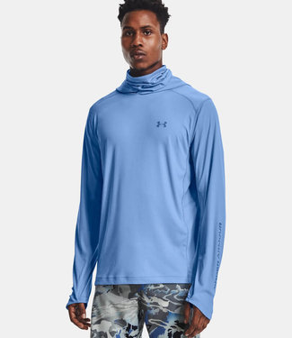 UNDER ARMOUR UNDER ARMOUR MENS ISO-CHILL SHOREMAN NINJA HOODIE
