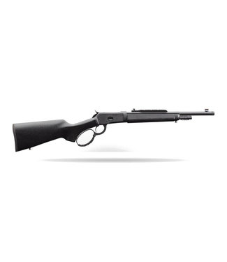 "CHIAPPA CHIAPPA 1892 LEVER-ACTION WILDLANDS NSR RIFLE (BLACK) 357MAG 12"" BBL"