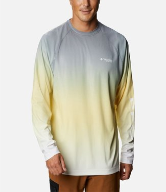 COLUMBIA Columbia Men's PFG Terminal Deflector™ Printed Long Sleeve Shirt