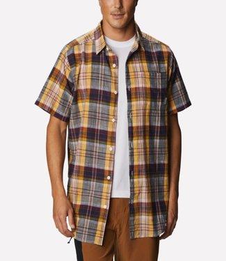 Columbia Men's Under Exposure™ Yarn-Dye Short Sleeve Shirt