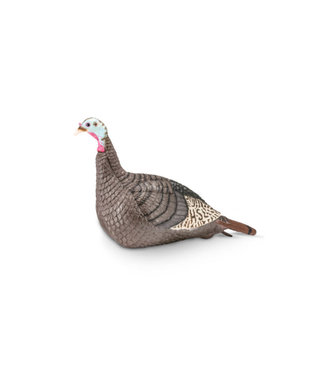 HS STRUT Strut-Lite Standing Hen Turkey Decoy