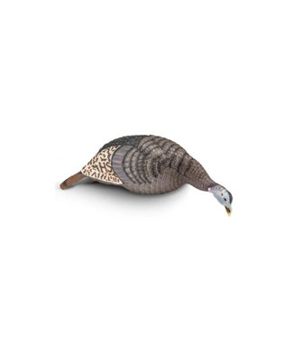 HUNTER SPECIALTIES HS STRUT Strut-Lite Feeding Hen Turkey Decoy