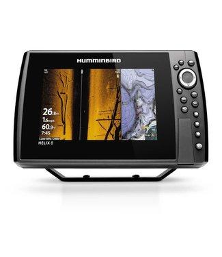 HUMMINBIRD 411350-1M HELIX 8X MSI+ GPS G4N