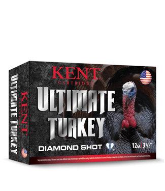 """KENT CARTRIDGE Kent Ultimate Turkey 12GA 3.5"""" 2 1/4OZ #5 [1200 FPS]"""