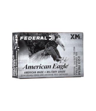 FEDERAL AMMO American Eagle Rifle 223 Rem 223 REM 55GR FMJ