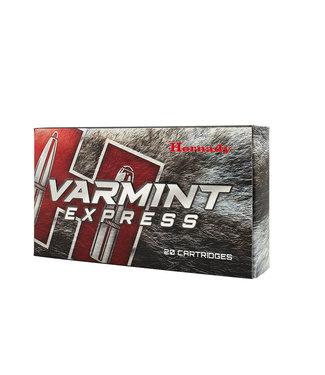 HORNADY HORNADY VARMINT EXPRESS 22 HORNET 35GR V-MAX