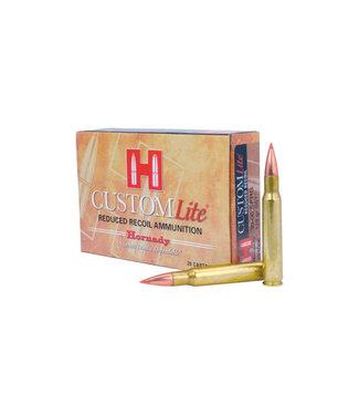 HORNADY Hornady Custom Lite 30-06SPRG 125GR SST [Reduced Recoil]