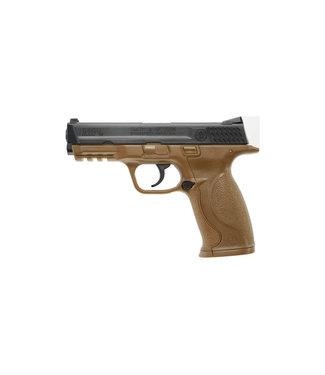 UMAREX Umarex S&W SMITH & WESSON M&P .177 BB GUN DARK EARTH BROWN