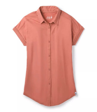 Smartwool Women's Everyday Travel Button Down Top