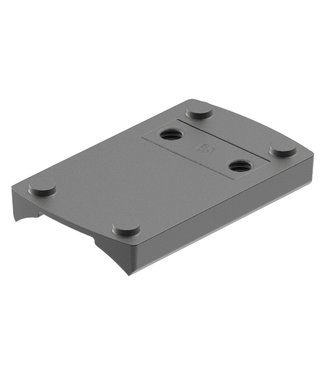 LEUPOLD MOUNTING PLATE FOR CZ 75 PISTOLS