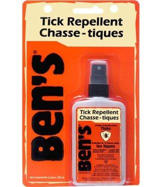 BENS Ben's Tick Repellent 100 ml