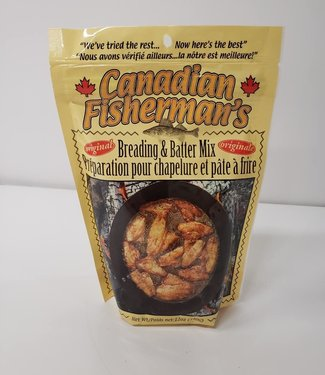 CANADIAN FISHERMAN'S Canadian Fisherman's Breading and Batter Mix