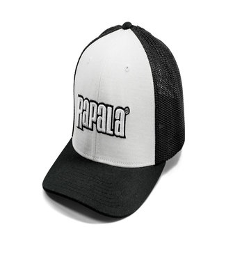 Rapala® Trucker Mesh Back Cap - Black
