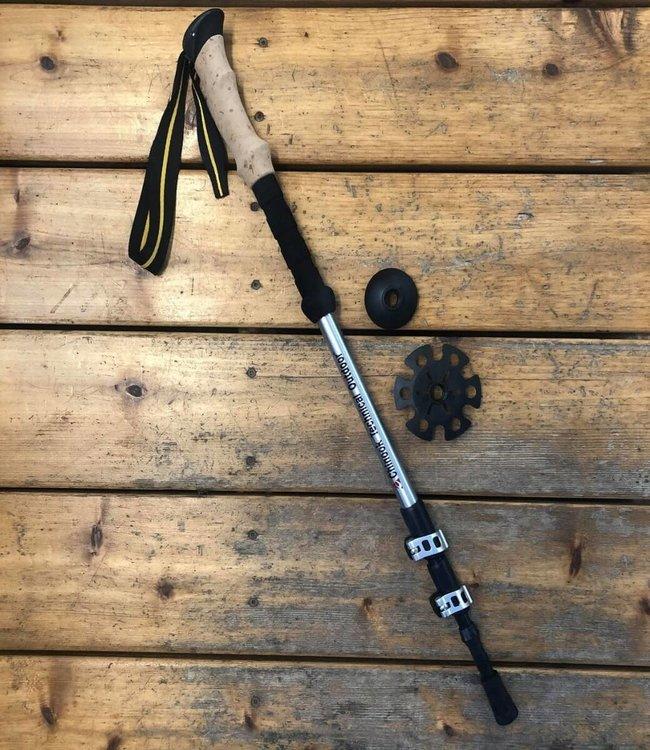 Chinook Outback 3 Single Snowshoe/Hiking Pole