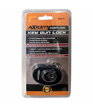 Axiom Key Gun Lock [XGLK]