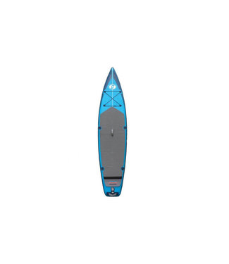 SOLSTICE Solstice Inflatable 11' Touring iSUP Kit